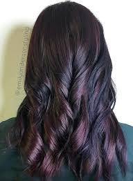 mahogany red hair with high lights best 25 plum highlights ideas on pinterest dark plum hair dark