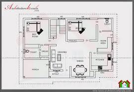kerala floor plans house plan pleasant idea kerala modern floor plans 12 contemporary