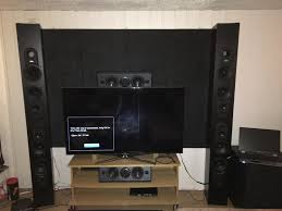 klipsch quintet home theater system is using two center channel speakers advisable home theater