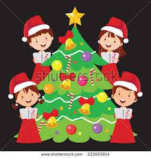 merry songs stock vector 222693814