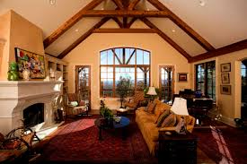 Living Room Library by Bedroom Living Room With Vaulted Ceiling Stunning Vaulted