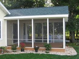 Screen Kits For Porch by Easy Screened In Porch Ideas And Photos U2014 Porch Designs Screened