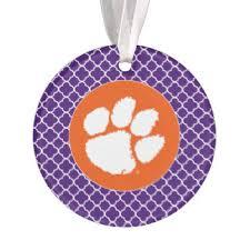 tiger paw ornaments keepsake ornaments zazzle