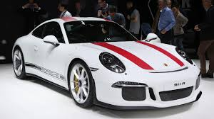 porsche 2016 limited edition porsche 911 r is for fans of pure sports cars