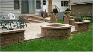 Stone Patio Pavers by Backyards Appealing 25 Best Ideas About Backyard Pavers On