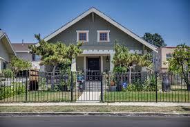 Craftsman Cottage Pl3358 Craftsman Cottage Mid City Los Angeles La Film