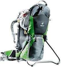 Deuter Kid Comfort Ii Sunshade Amazon Com Deuter Kid Comfort 2 Framed Child Carrier For Hiking