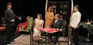 cards on the table crt presents regional premiere of agatha christie s cards on the