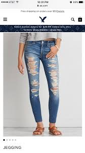 american eagle ripped jeans spring wish list pinterest eagle