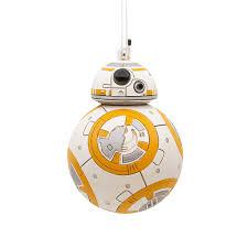 Hallmark The Christmas Ornament Hallmark Star Wars Bb 8 Christmas Ornament U2013 Geektica