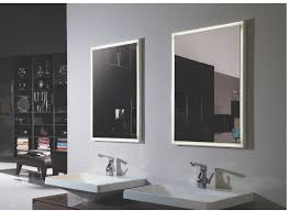 kohler mirrors bathroom verdera side mirror kit large size of