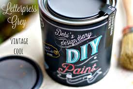 diy letterpress letterpress grey diy paint diy paint co