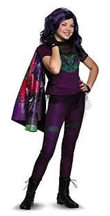 mal costume disguise mal prestige descendants disney costume chivaton