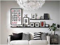 Living Room Wall Shelving by Originally Virginia Wedding Photographer Katelyn James