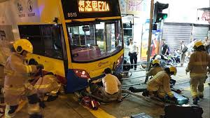 hong kong bus drivers u0027 working hours in question after fatal crash