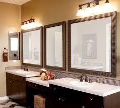 Wooden Bathroom Mirrors Bathroom Mirrors Sink Vanity Weathered Mirror Rustic Wood