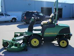 john deere 1445 lawn mower item b9072 sold february 22