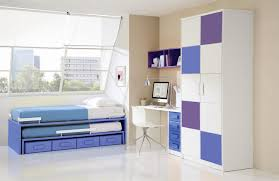 Terrific Modern Bedroom Design Ideas With Simple Bedding Also - Modern kids bedroom design