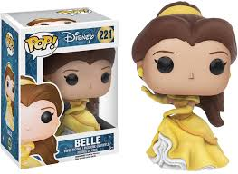 disney princess belle ball pop vinyl bundle 5