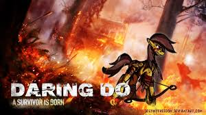 tomb raider a survivor is born wallpapers daring do crossroads by destinyfreedom on deviantart