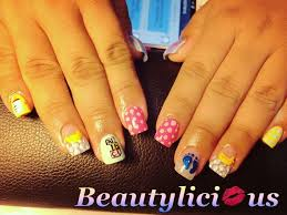 Baby Nail Art Design 45 Best Beautylicious Nails Images On Pinterest Nail Nail