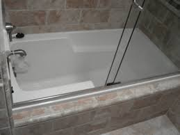 Installing Bathtub Bathtub Shower Installation Bathroom Design