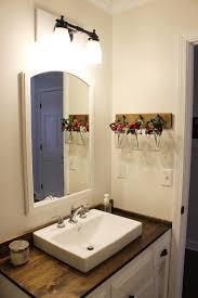 Cottage Bathroom Lighting Farmhouse Bathroom Lighting