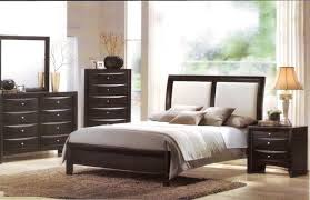 Attractive White Leather Bedroom Furniture Modern White Leather - Modern white leather bedroom set