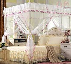 Lace Bed Canopy Superbuy Elegant Ruffle Lace Bed Canopy Mosquito Netting Dome