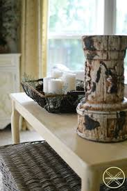 christmas decorations for sofa table 266 best xmas images on pinterest