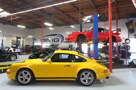porsche ruf ctr3 1987 ruf ctr yellowbird in for service at gmg racing rennlist