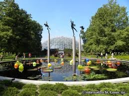 St Louis Botanical Garden Hours St Louis Missouri Been There Done That Pinterest Missouri
