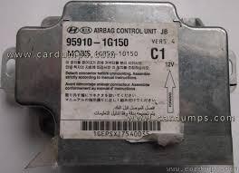 Kia Mobis Airbag 95640 95910 1g150 Mobis 1g959 10150