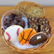 cookie trays gift baskets strossner s bakery cafe deli