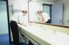 proper bathroom and restroom manners