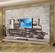 popular hd cars wallpapers buy cheap hd cars wallpapers lots from custom 3d photo wallpaper room mural european retro classic cars painting photo sofa tv background non