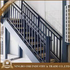 Handicap Handrail Classical Design Cast Iron Stair Railing For Sale Modern Style