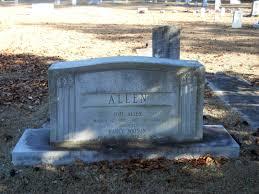 joel allen rev joel allen 1815 1884 find a grave memorial
