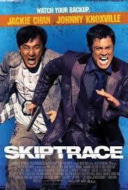 skiptrace movie review u0026 film summary 2016 roger ebert