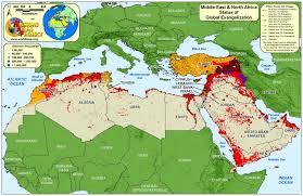 Biblical Map Of The Middle East by Egypt From The Mind Of Tom Lehner