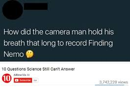camera man hold breath long record finding
