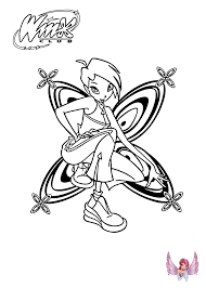 winx coloring page critty winx club coloring page with winx