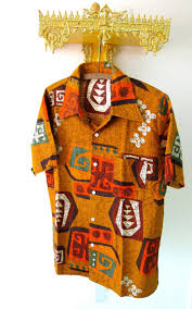 Halloween Hawaiian Shirt by 66 Best 50s Tiki Summer Images On Pinterest Vintage Fashion