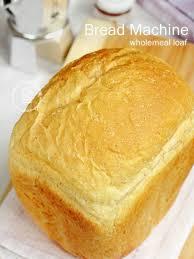 happy home baking bm wholemeal bread