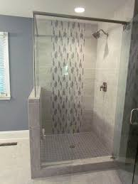 lowes bathroom tile ideas hadley maple dover watson guest bath contemporary