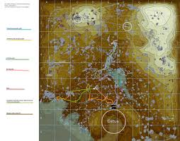 Poe Maps Poe Map With Details From What We Have Seen In Both Gameplays