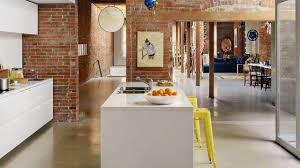 cuisines ouvertes cuisine ouverte avec ilot les plus belles cuisines