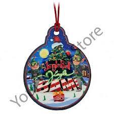 your wdw store disney disc ornament 2017 jingle bell jingle bam
