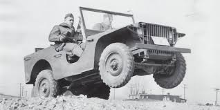 christmas jeep silhouette uncovering the history of army jeep 1