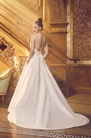 silk wedding dress silk wedding dress style 4719 blanca